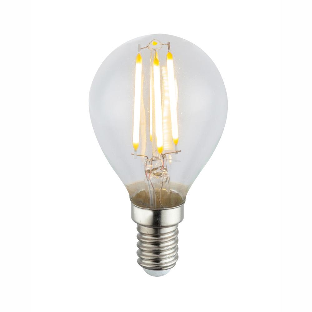 LED žiarovka - Globo - Led bulb - 10585-2K (nikel + priehľadná). Sme autorizovaný predajca Globo. Vlastná spoľahlivá doprava až k Vám domov.