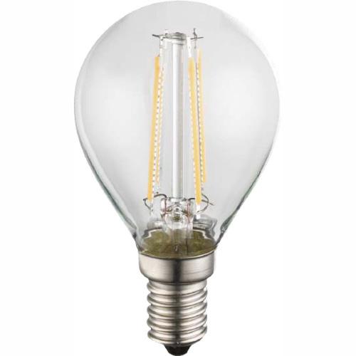 LED žiarovka - Globo - Led bulb - 10589-2 (nikel + priehľadná). Sme autorizovaný predajca Globo. Vlastná spoľahlivá doprava až k Vám domov.