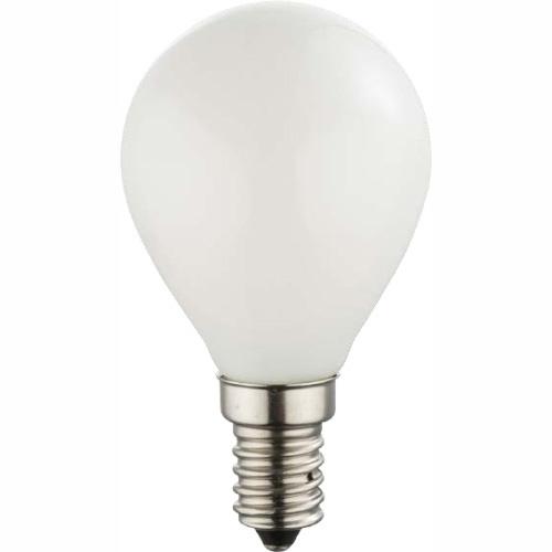 LED žiarovka - Globo - Led bulb - 10589-2O (nikel + opál). Sme autorizovaný predajca Globo. Vlastná spoľahlivá doprava až k Vám domov.