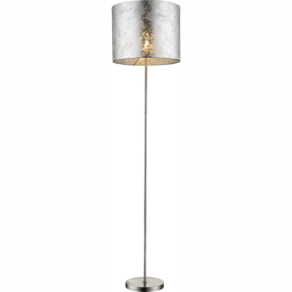 Stojanové svietidlo - Globo - Amy i - 15188S (klasické) (nikel + strieborná). Sme autorizovaný predajca Globo. Vlastná spoľahlivá doprava až k Vám domov.