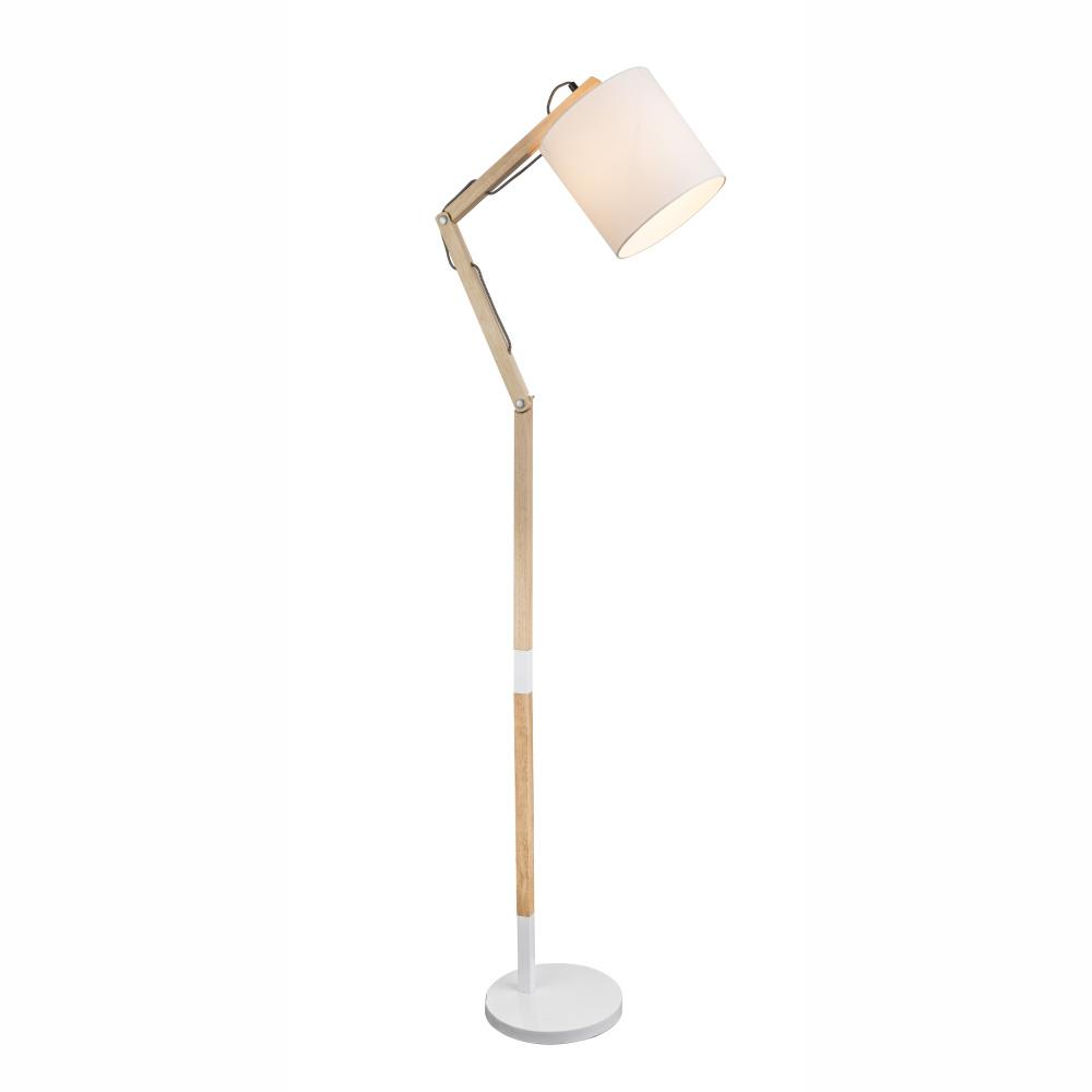 Stojanové svietidlo - Globo - Mattis - 21510S (klasické) (biela + biela). Sme autorizovaný predajca Globo. Vlastná spoľahlivá doprava až k Vám domov.