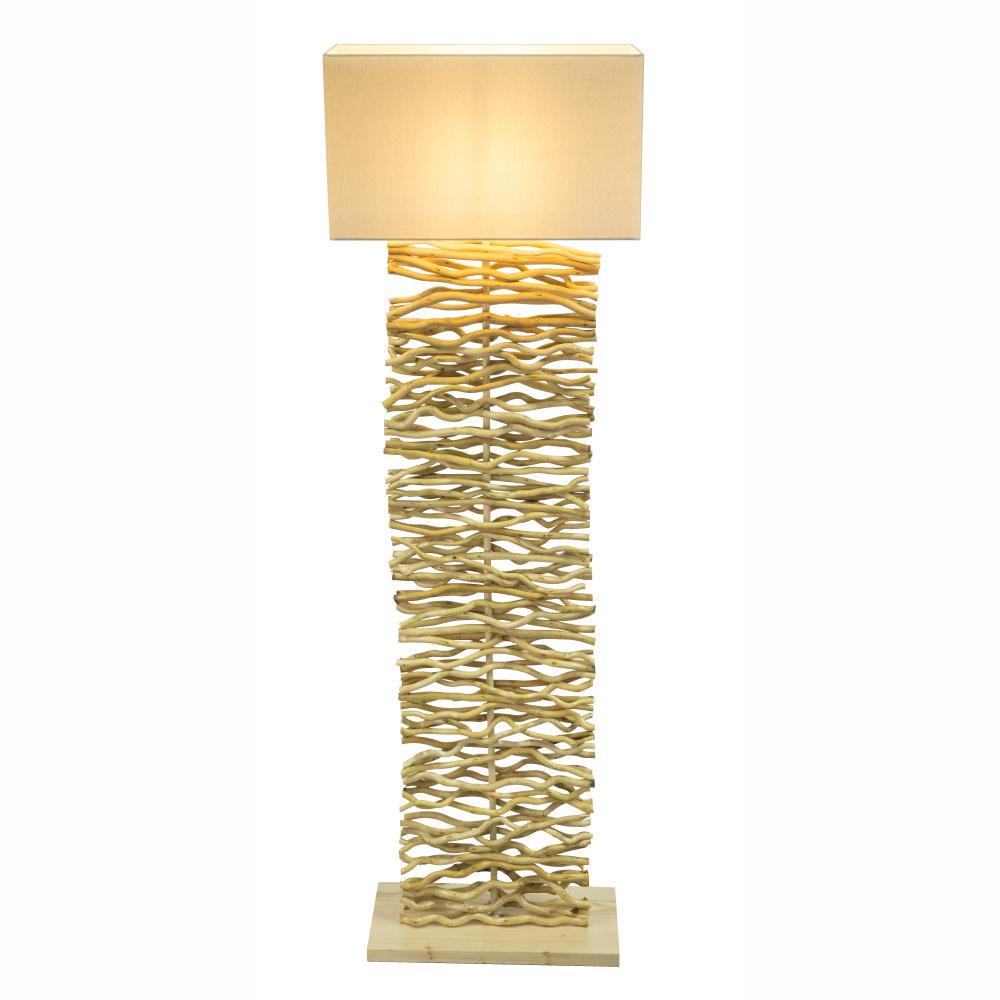 Stojanové svietidlo - Globo - Jamie - 21647S (klasické) (svetlá + béžová). Sme autorizovaný predajca Globo. Vlastná spoľahlivá doprava až k Vám domov.