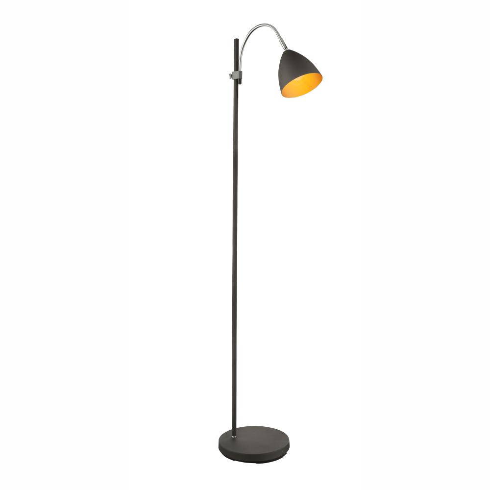 Stojanové svietidlo - Globo - Archibald - 24858S (klasické) (antracit). Sme autorizovaný predajca Globo. Vlastná spoľahlivá doprava až k Vám domov.