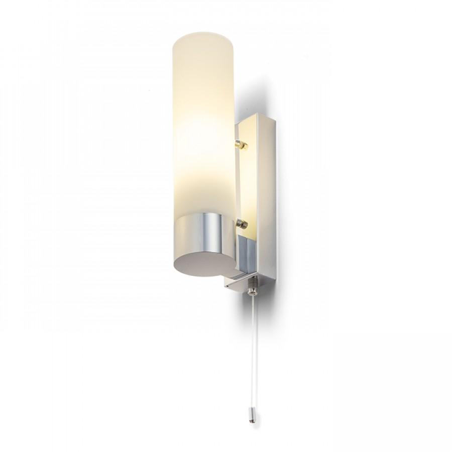 Nástenné svietidlo - RENDL - Cacha I 230V E27 20W IP44 (chróm). Sme autorizovaný predajca Rendl. Vlastná spoľahlivá doprava až k Vám domov.