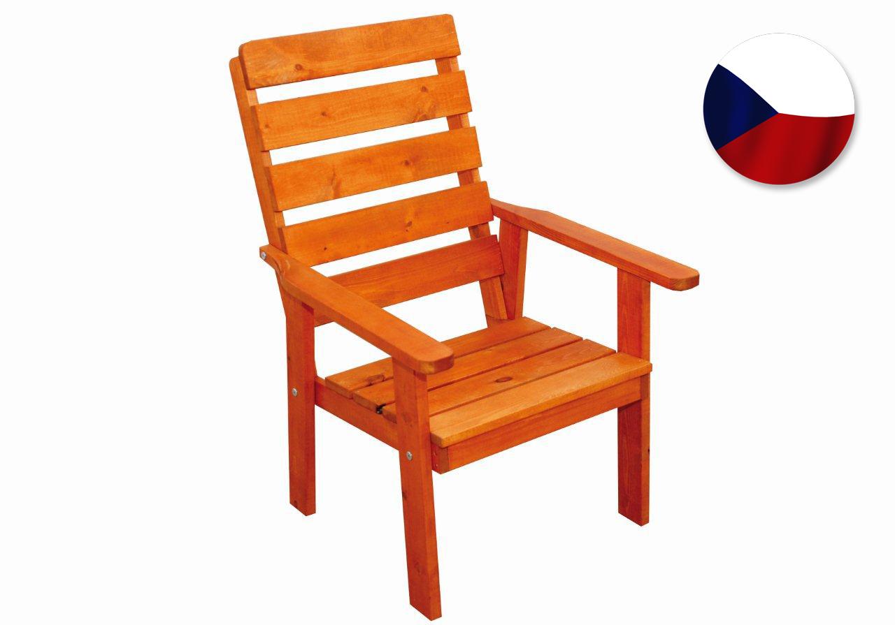 Záhradná stolička - Doppler - Aneta - 260AN220099