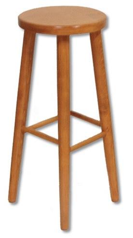 Barová stolička - Drewmax - KT 241