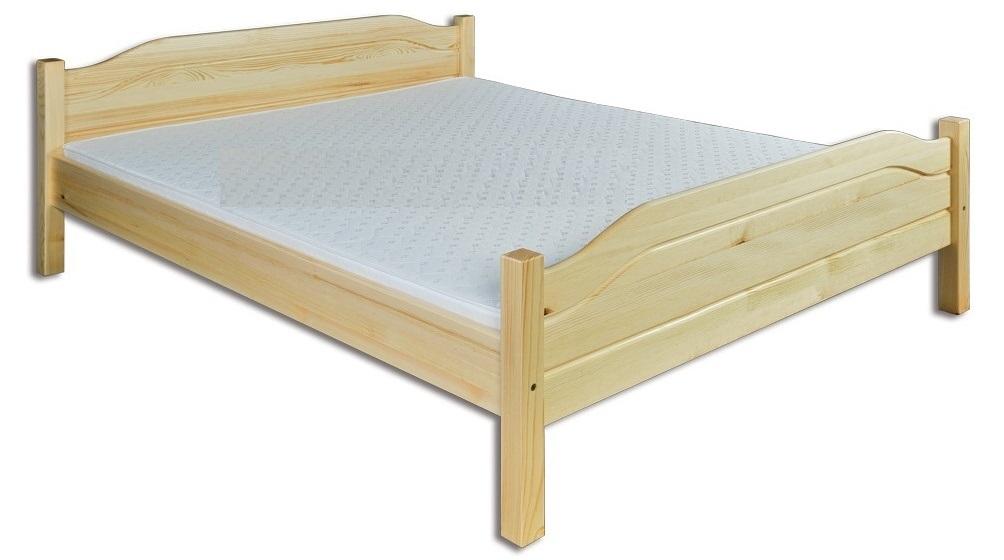 Jednolôžková posteľ 120 cm - Drewmax - LK 101 (masív). Sme autorizovaný predajca Drewmax. Vlastná spoľahlivá doprava až k Vám domov.