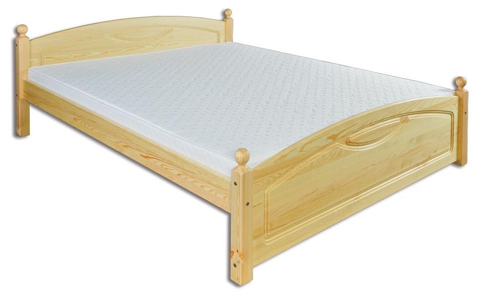 Jednolôžková posteľ 120 cm - Drewmax - LK 103 (masív). Sme autorizovaný predajca Drewmax. Vlastná spoľahlivá doprava až k Vám domov.