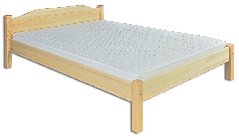4c4e0b4bf84a Jednolôžková posteľ 120 cm LK 106 (masív)