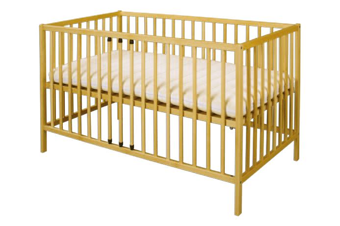 Detská posteľ - Drewmax - LK 143 (masív)
