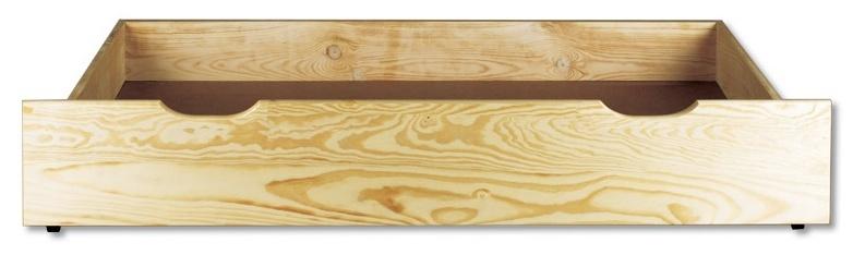 Úložný priestor pod posteľ (zásuvka) 150 cm - Drewmax - LK 151
