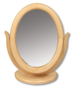 Zrkadlo na stolík - Drewmax - LT 106