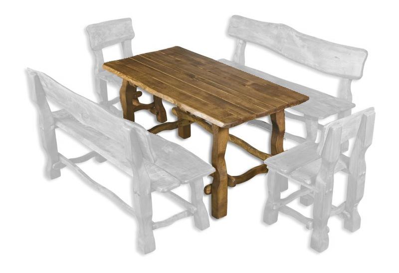 Záhradný stôl - Drewmax - MO101