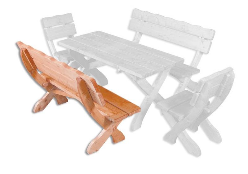 Záhradná lavička - Drewmax - MO105