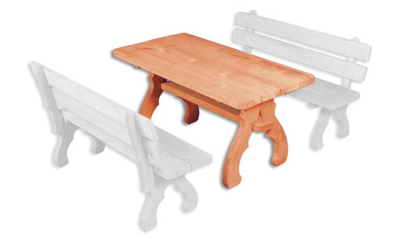 Záhradný stôl - Drewmax - MO106