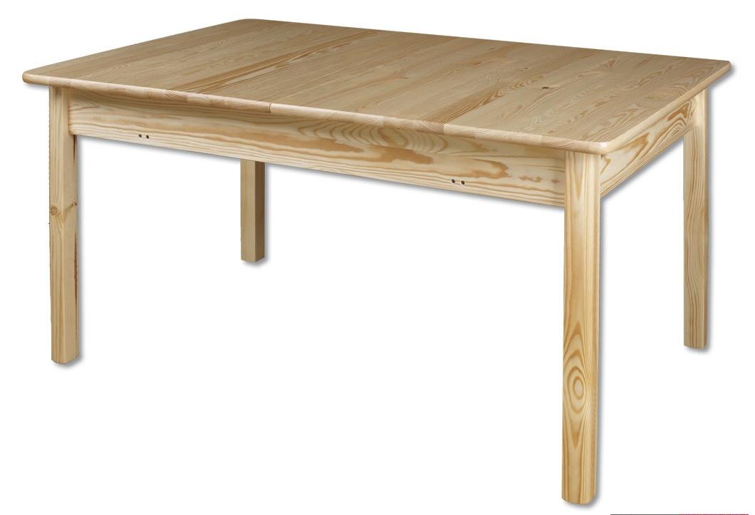Jedálenský stôl - Drewmax - ST 102 - (140-180x90 cm) - (pre 6 osôb). Sme autorizovaný predajca Drewmax. Vlastná spoľahlivá doprava až k Vám domov.