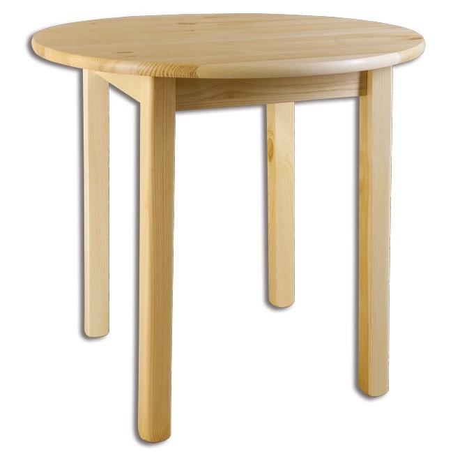 Jedálenský stôl - Drewmax - ST 105 - (80x80 cm) - (pre 4 osoby). Sme autorizovaný predajca Drewmax. Vlastná spoľahlivá doprava až k Vám domov.