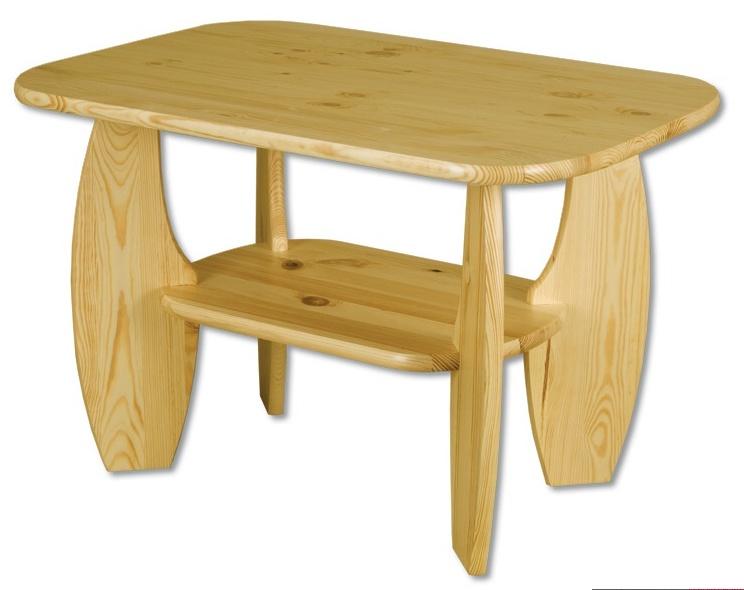 Konferenčný stolík - Drewmax - ST 114 - (92x67 cm)