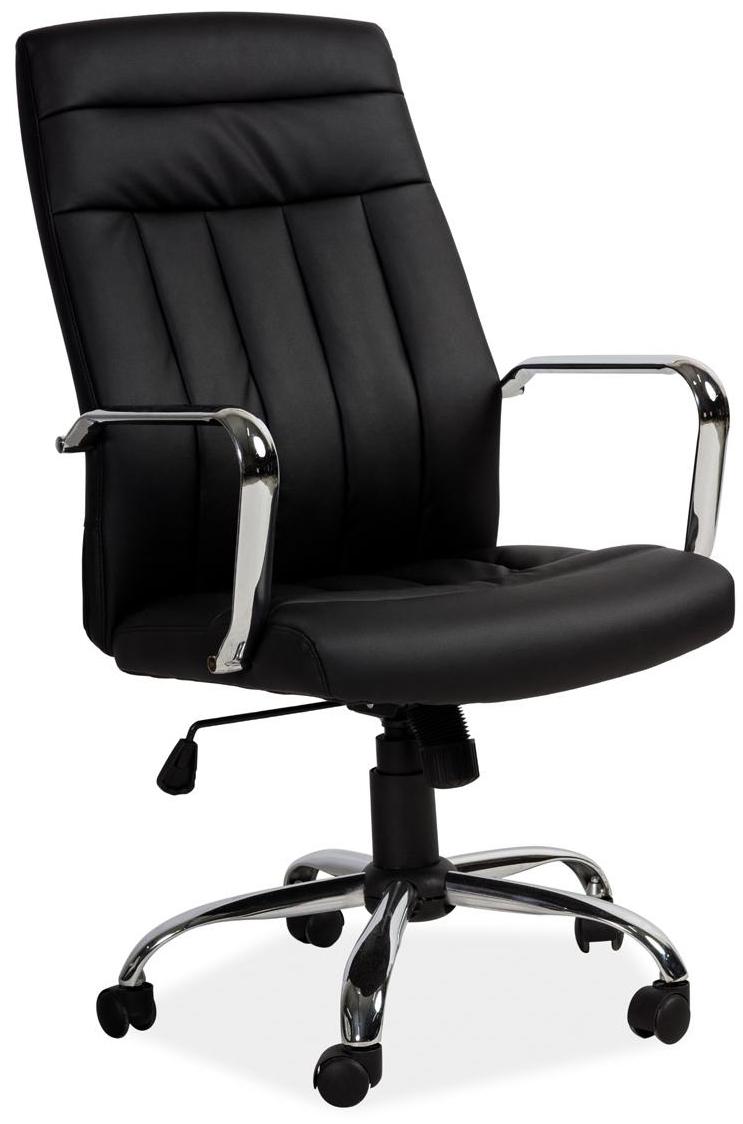 Kancelárske kreslo - Famm - Q-139 čierna