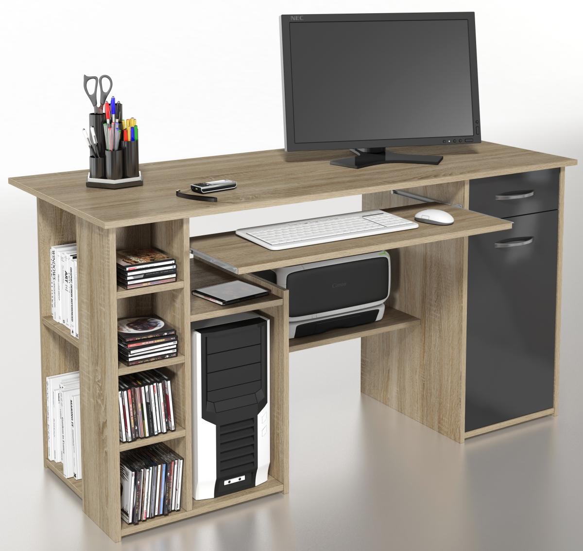 PC stolík - Famm - Modul P1DSOM15