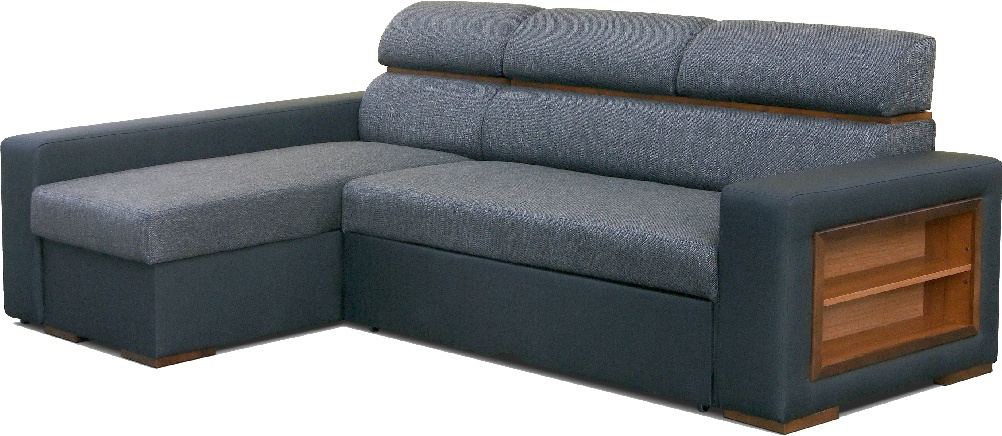 Rohová sedačka - Famm - Roberto (L)