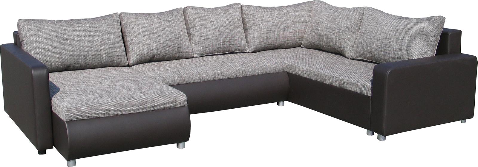Rohová sedačka U - Famm - Rosa 2 (L)