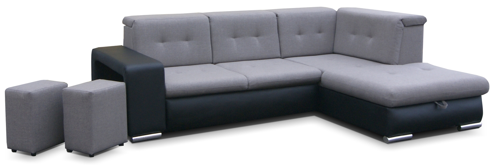 Rohová sedačka - Famm - Dawid (P)