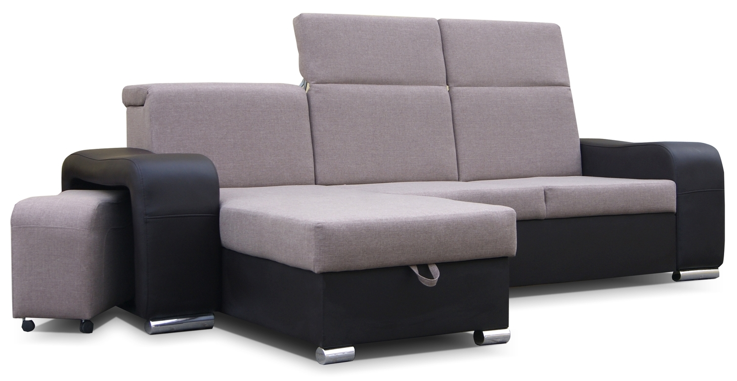 Rohová sedačka - Famm - Denis (L)
