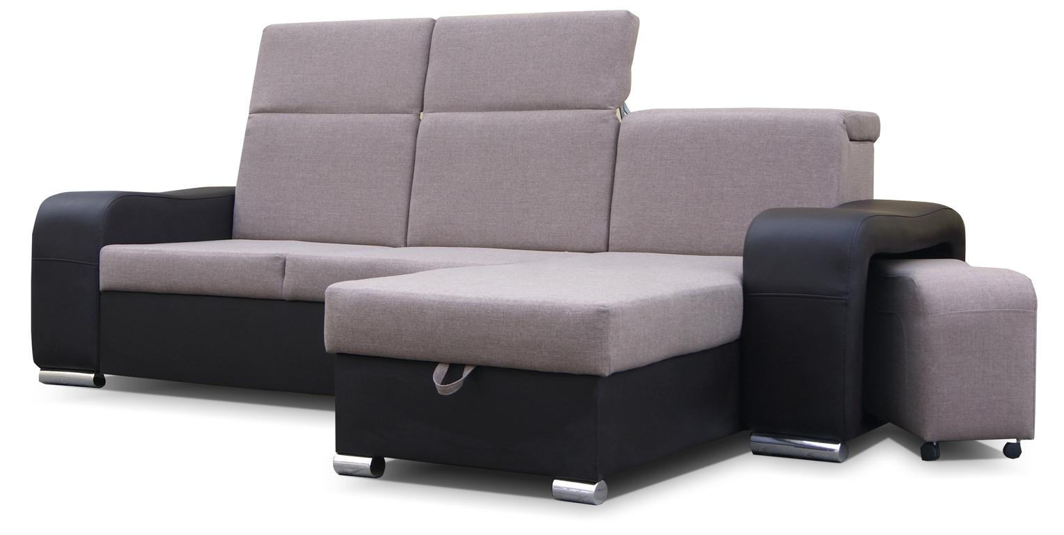 Rohová sedačka - Famm - Denis (P)