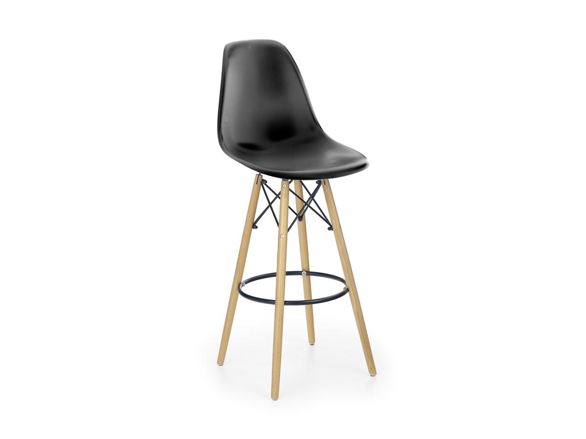 Barová stolička - Halmar - H51 (čierna). Akcia -8%. Sme autorizovaný predajca Halmar. Vlastná spoľahlivá doprava až k Vám domov.