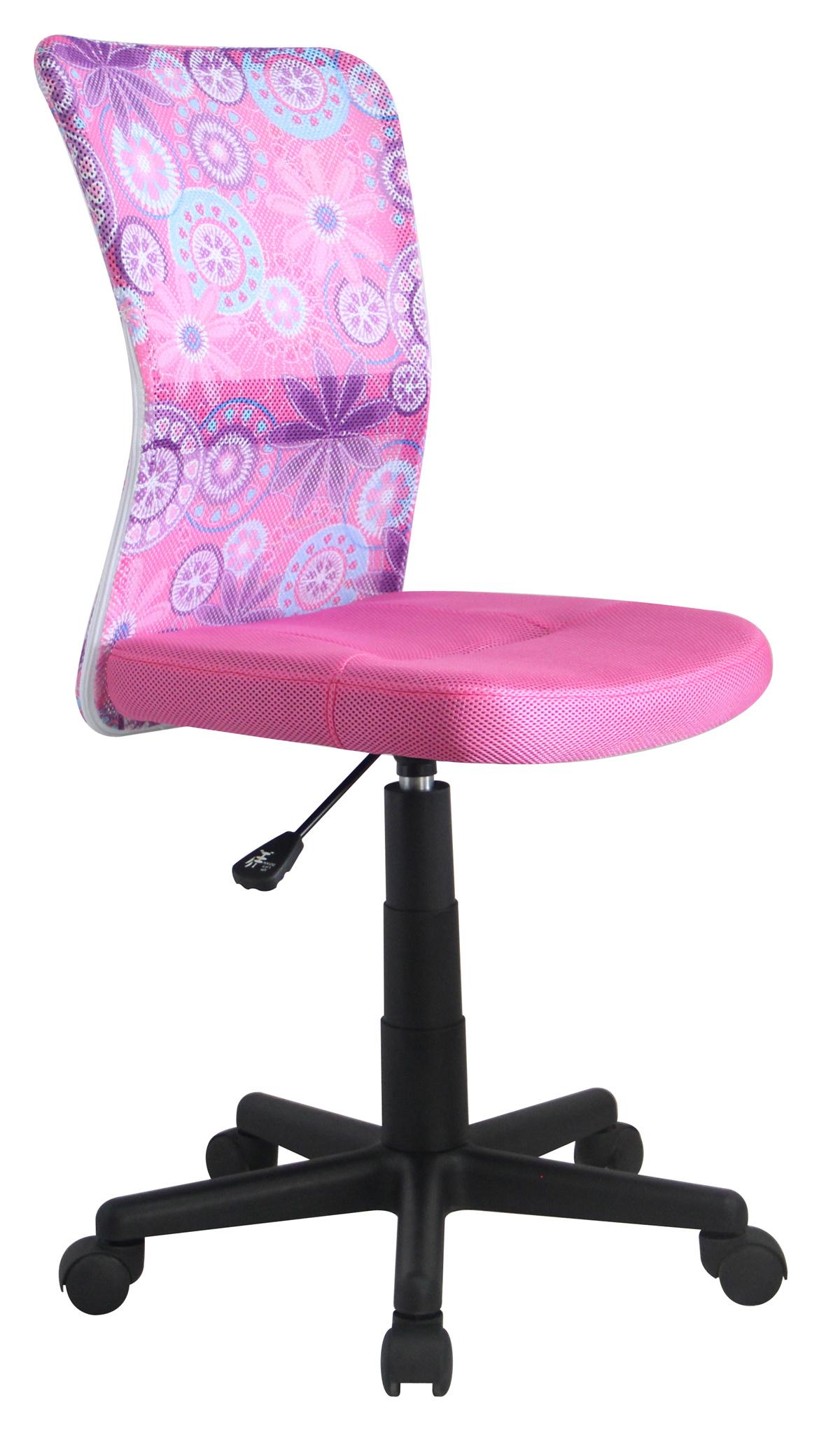 9c77a4e68c6d Detská stolička DINGO ružová