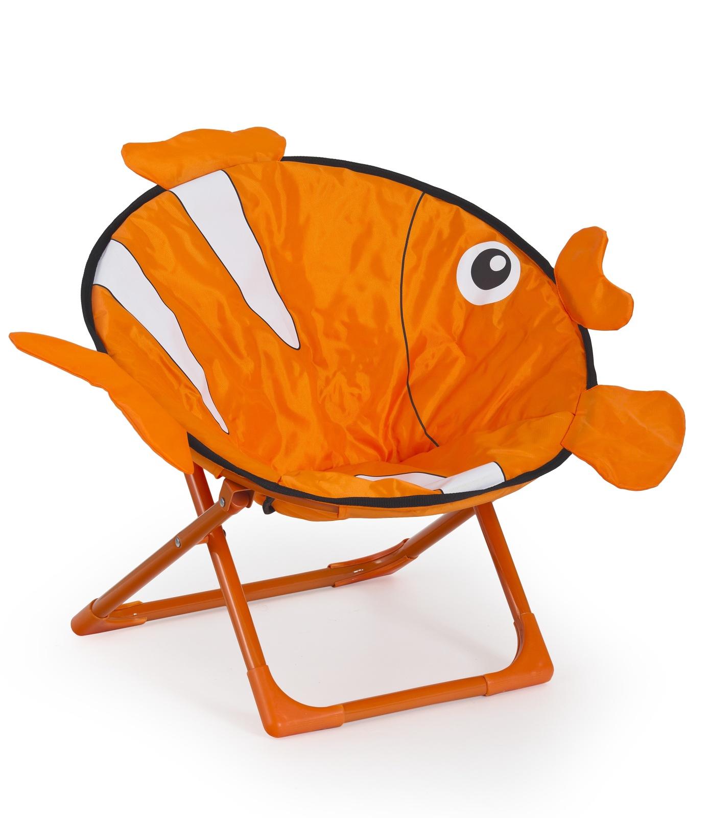 Detské kresielko - Halmar - Fish