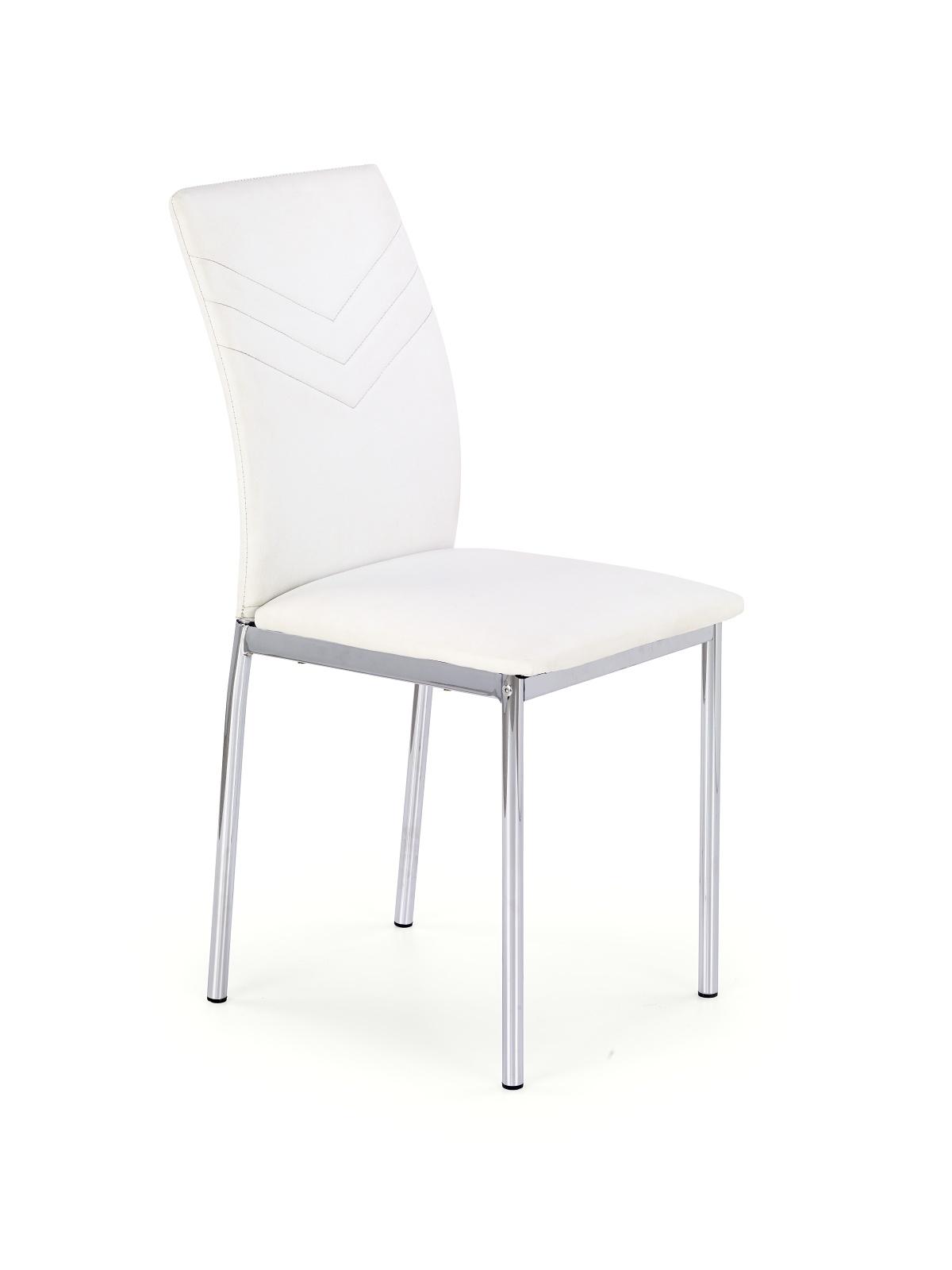 Jedálenská stolička - Halmar - K137 biela