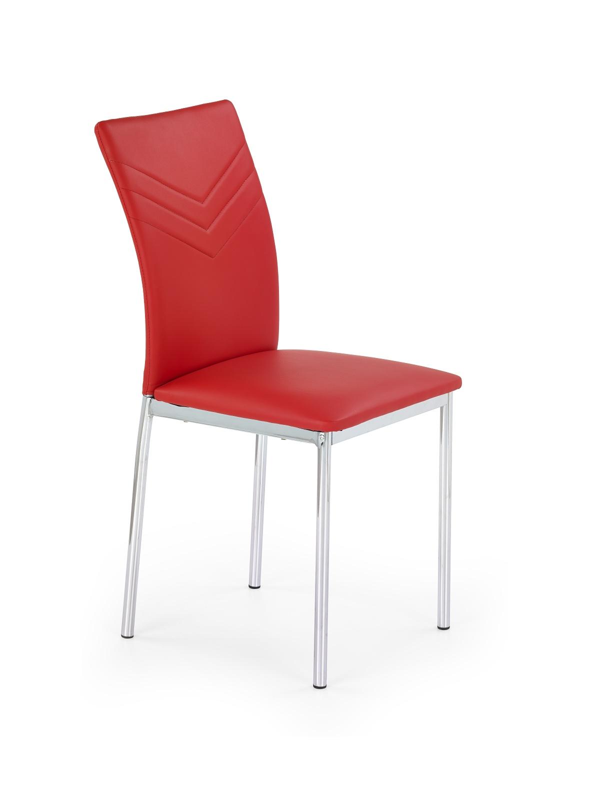 Jedálenská stolička - Halmar - K137 červená