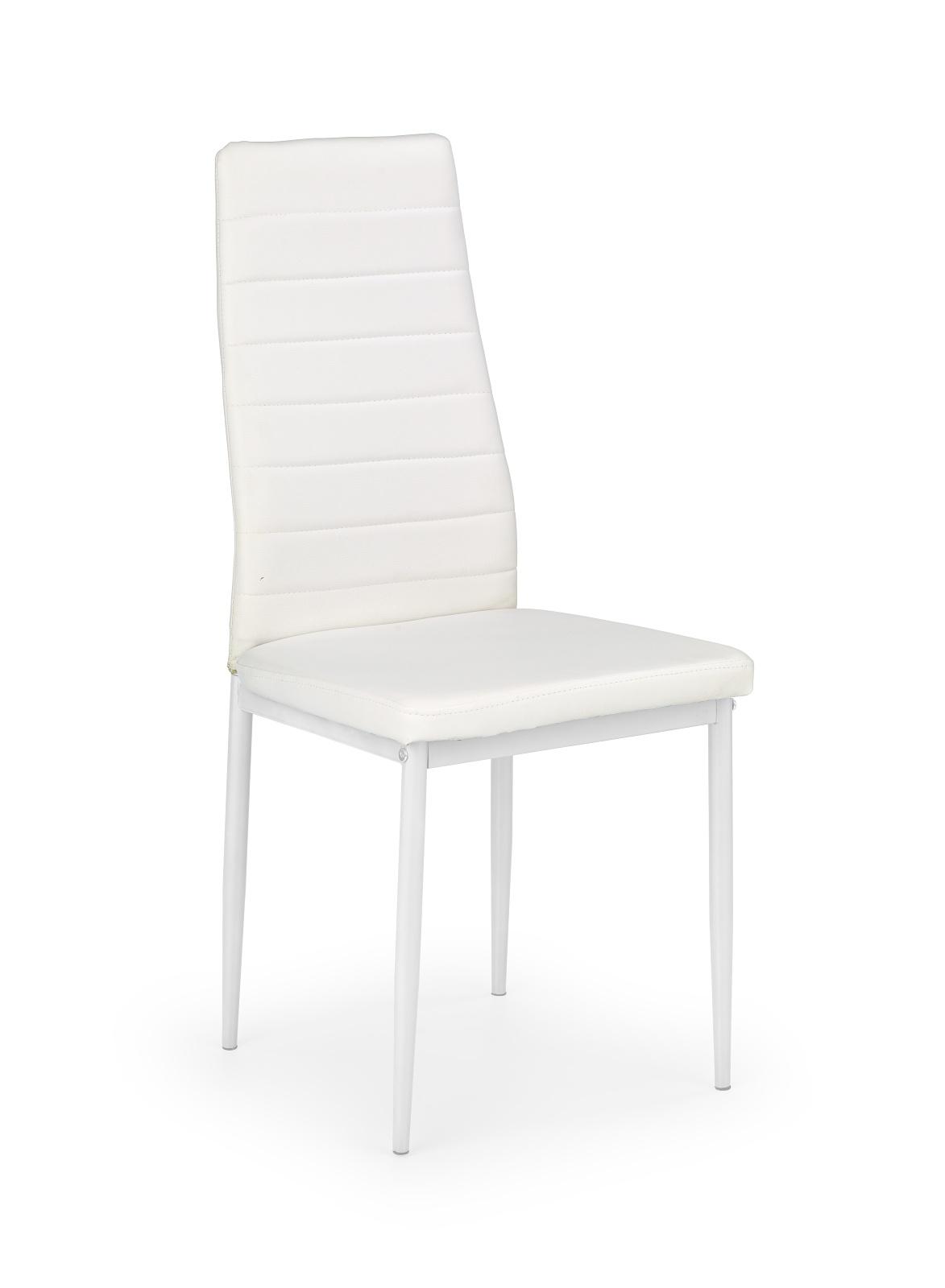 Jedálenská stolička - Halmar - K70 biela