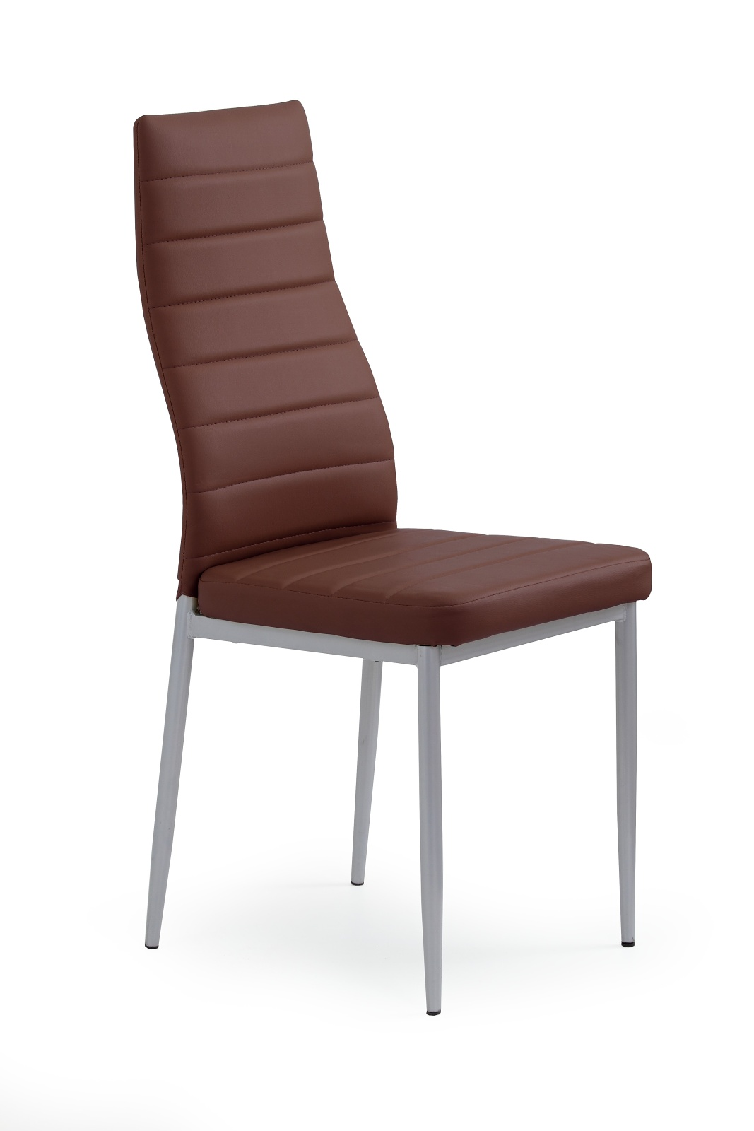 Jedálenská stolička - Halmar - K70 tmavohnedá