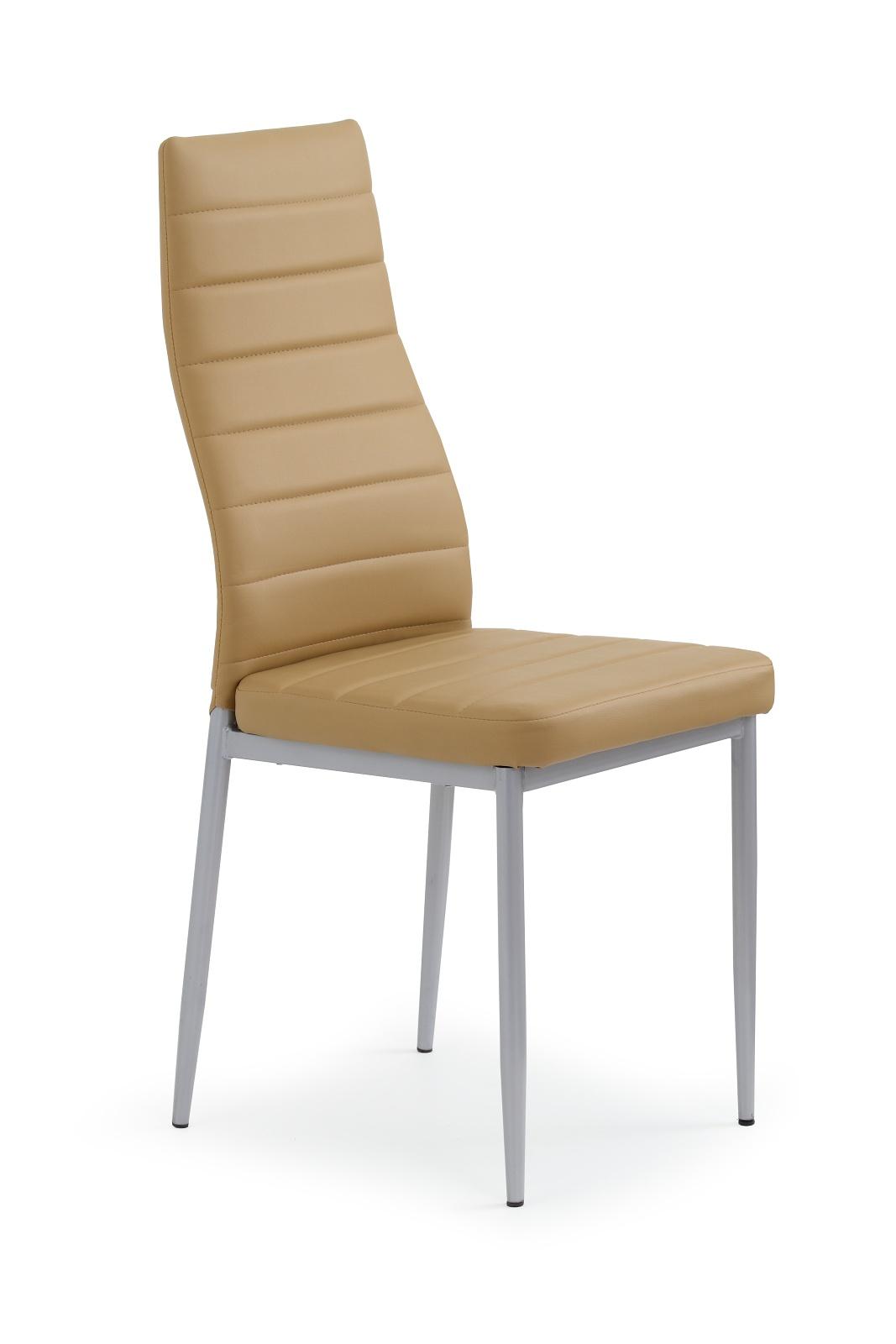 Jedálenská stolička - Halmar - K70 svetlohnedá