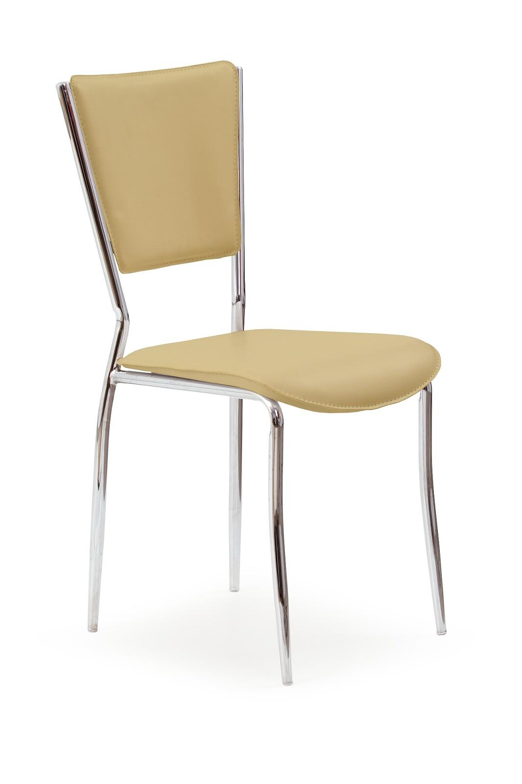 Jedálenská stolička - Halmar - K72C svetlohnedá