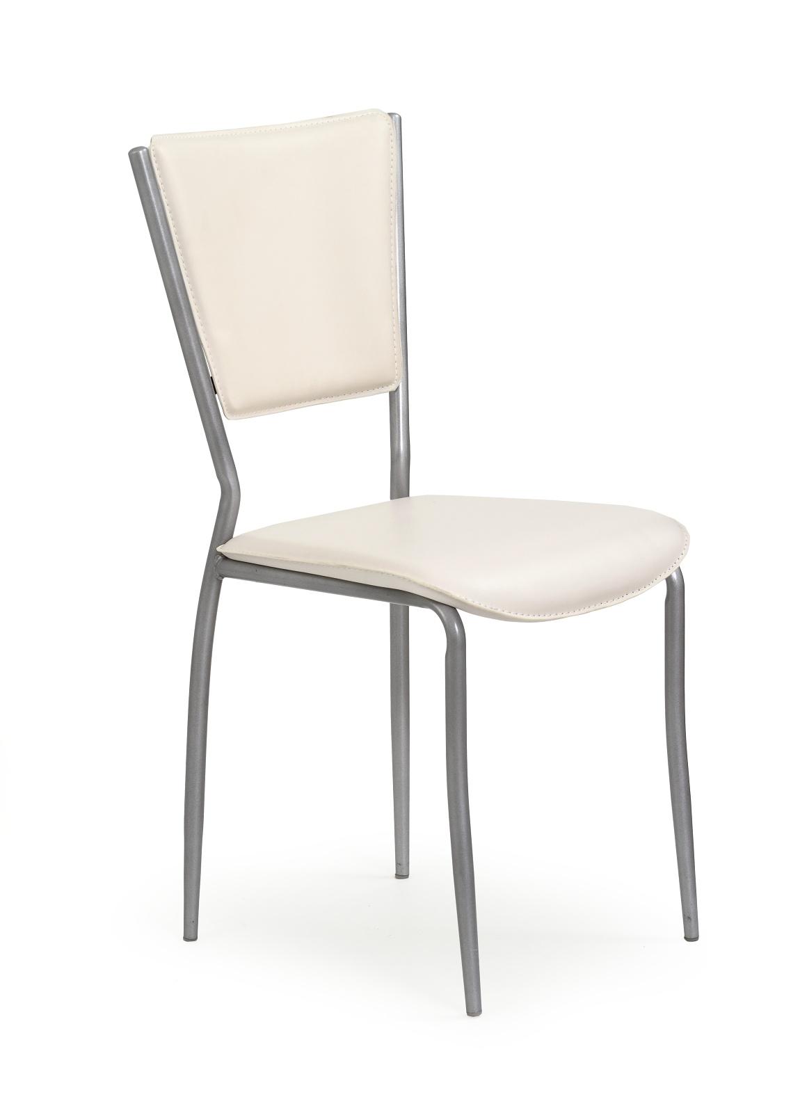 Jedálenská stolička - Halmar - K72M krémová