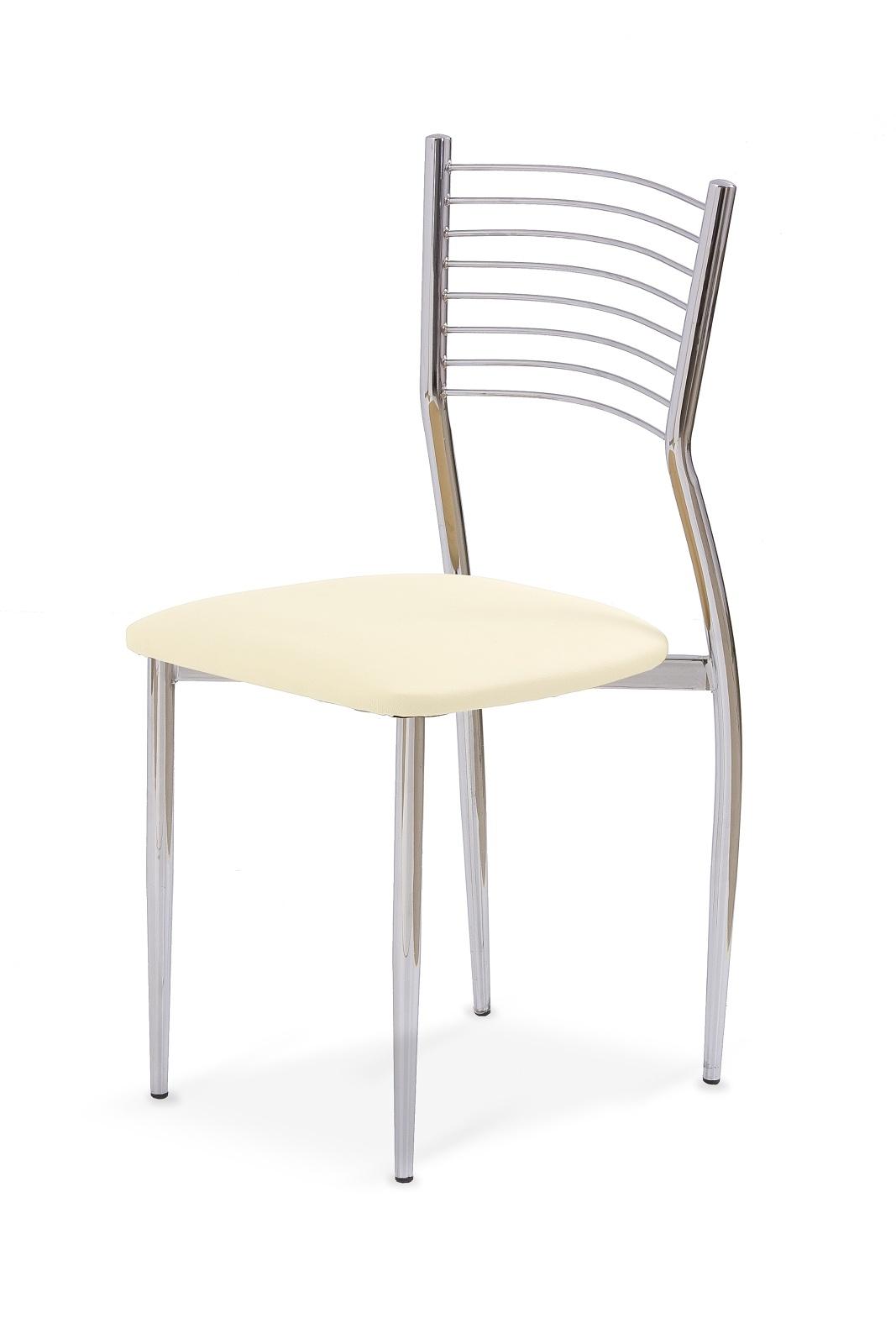 Jedálenská stolička - Halmar - K9 béžová