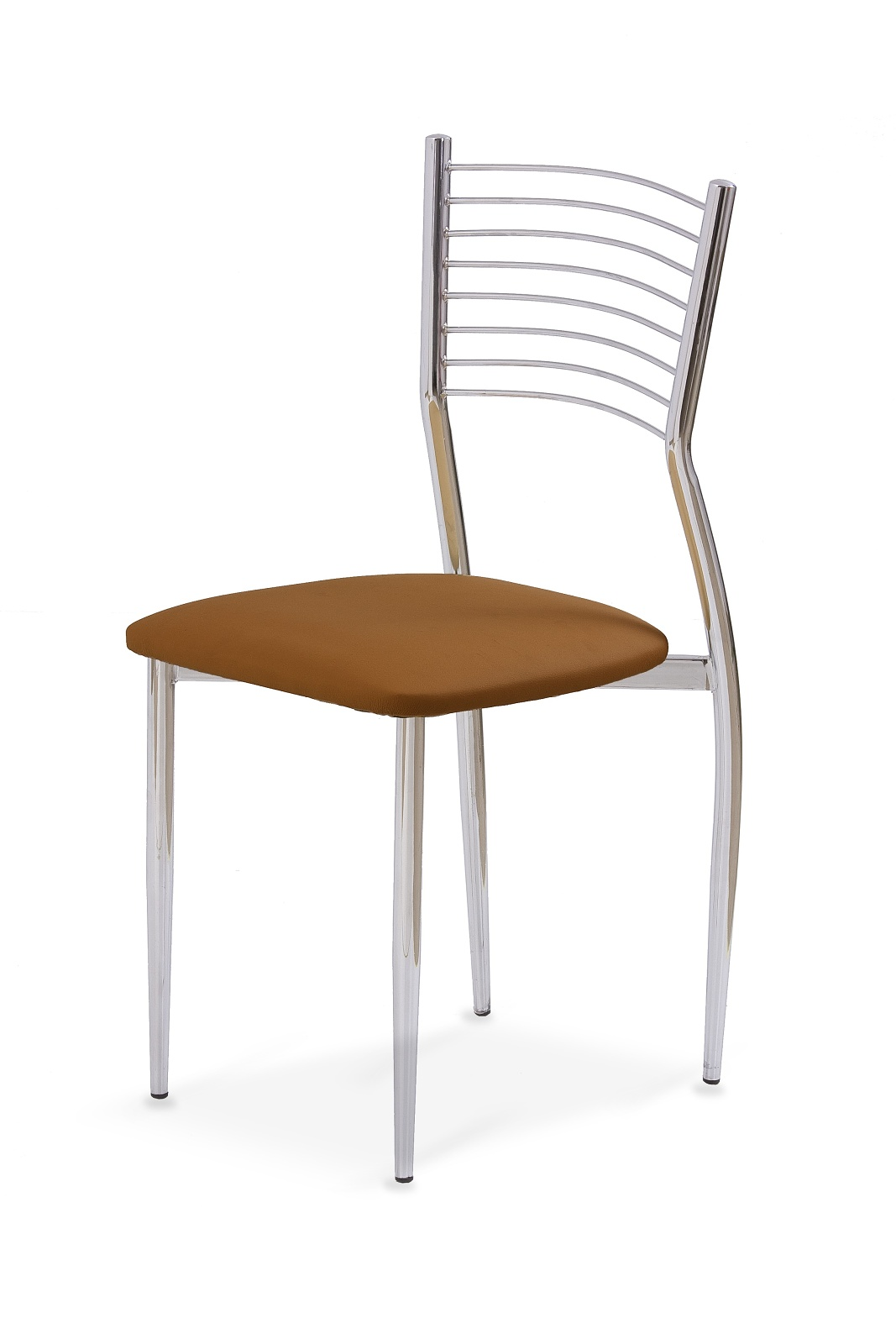 Jedálenská stolička - Halmar - K9 hnedá