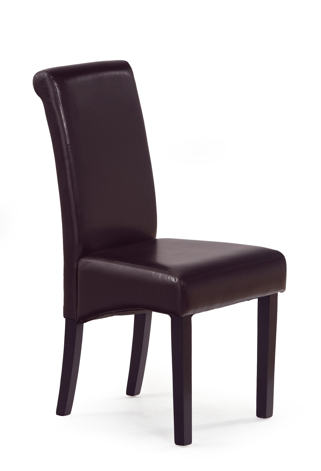 0ae8000b265a Jedálenská stolička Nero tmavohnedá  výpredaj