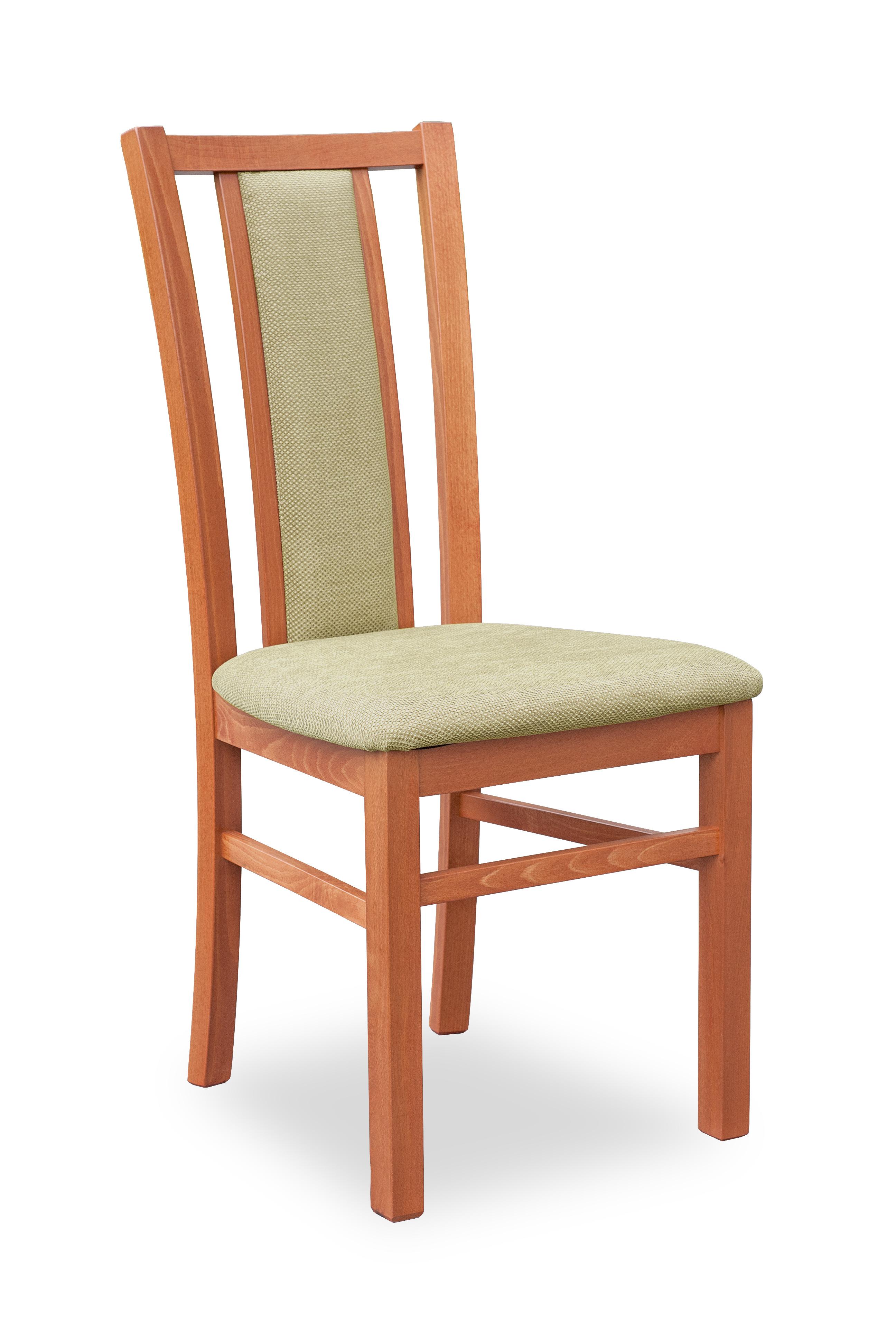 Jedálenská stolička - Halmar - GERARD 8 Čerešňa antická