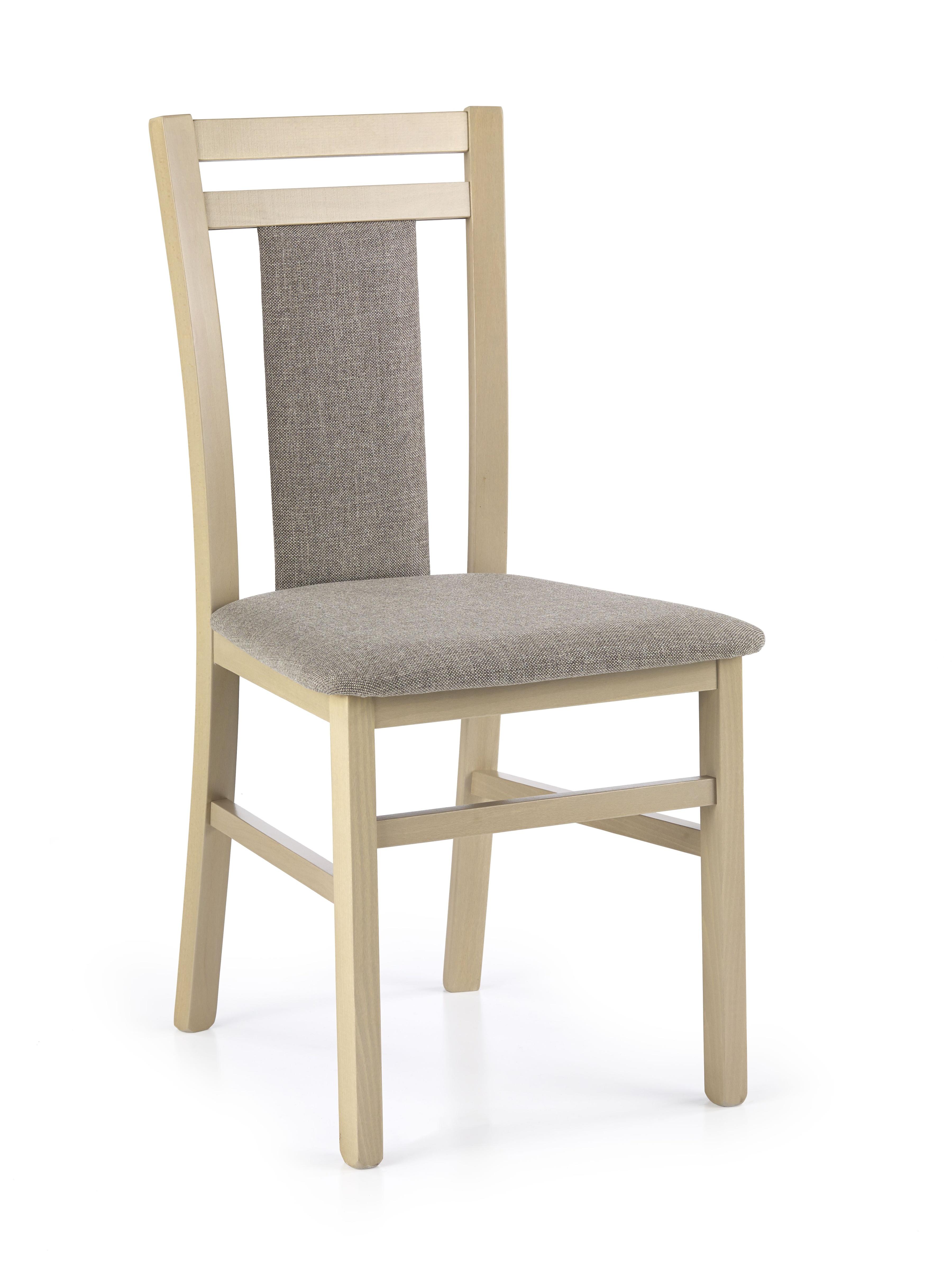 Jedálenská stolička - Halmar - HUBERT 8 Dub Sonoma