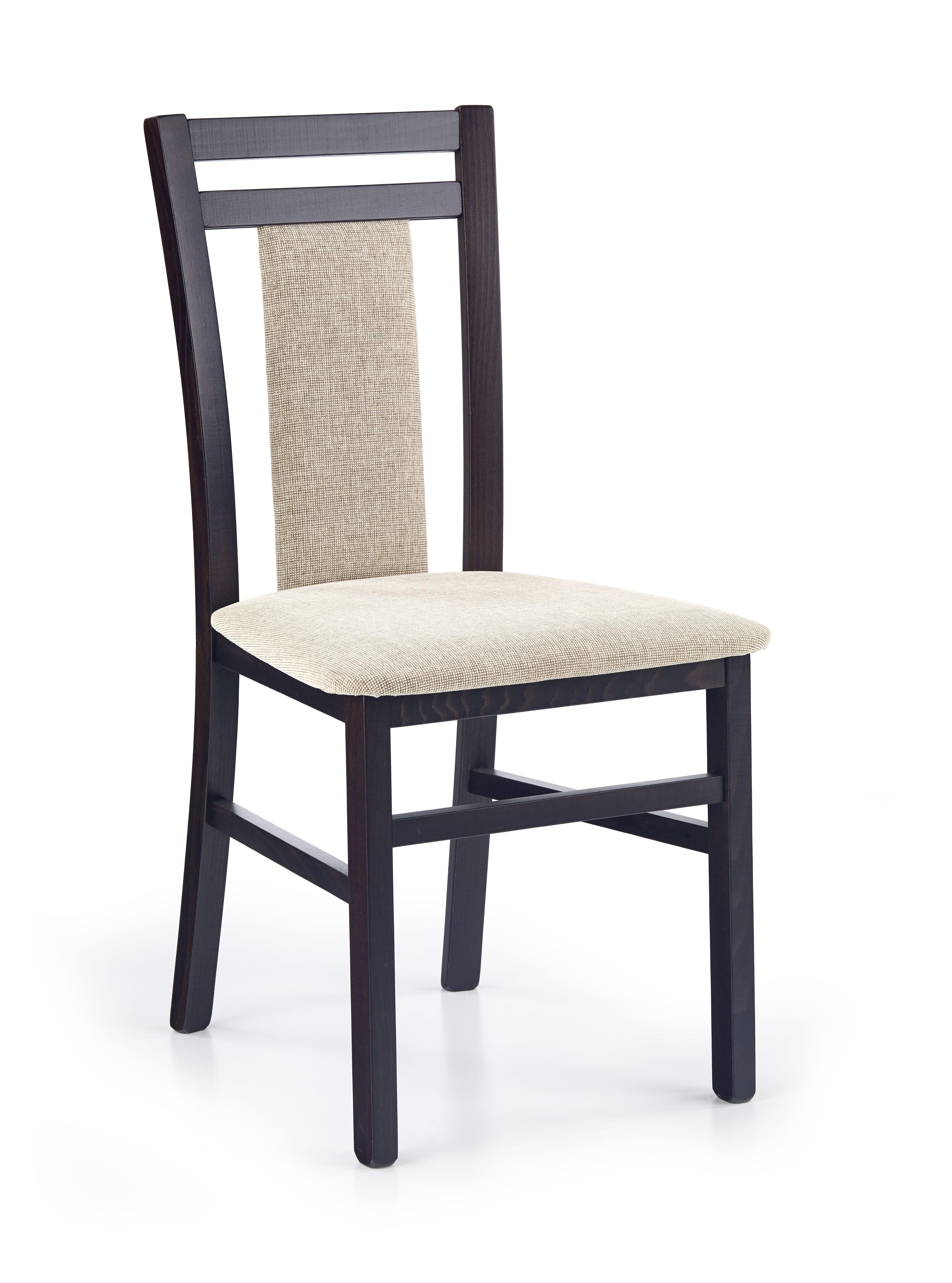 Jedálenská stolička - Halmar - HUBERT 8 Wenge