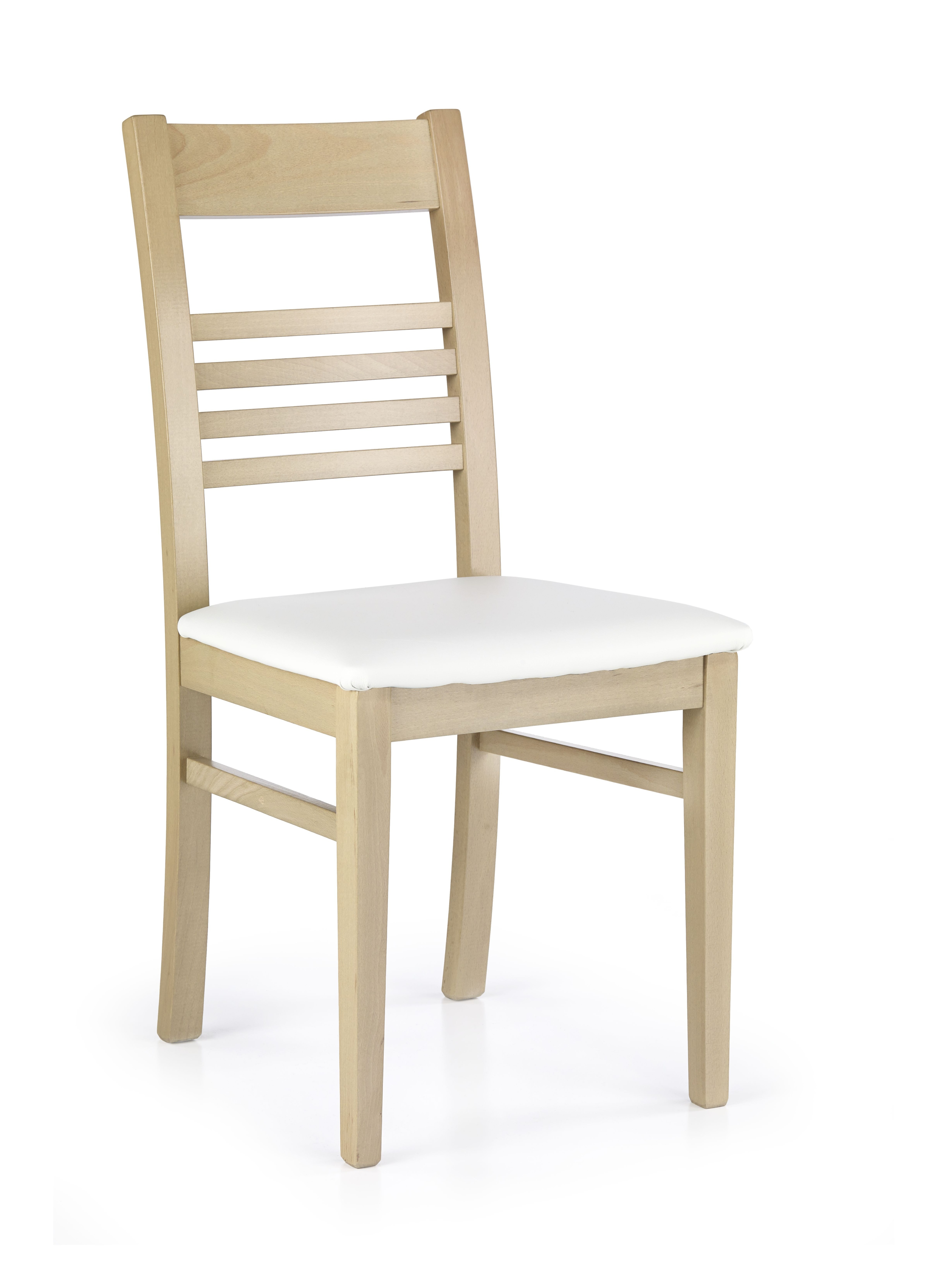 Jedálenská stolička - Halmar - JULIUSZ Dub Sonoma + Madryt 121