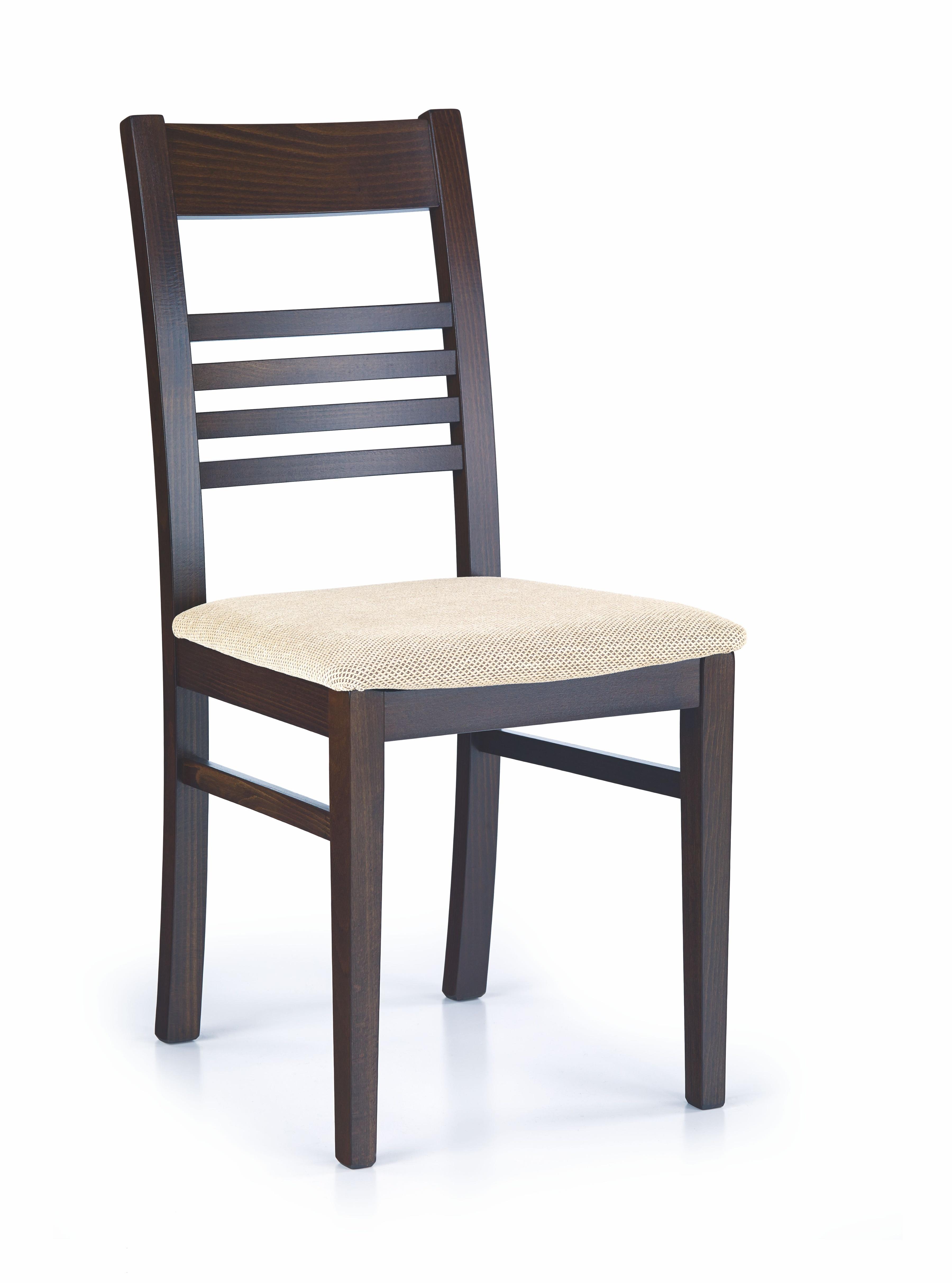 Jedálenská stolička - Halmar - JULIUSZ Wenge