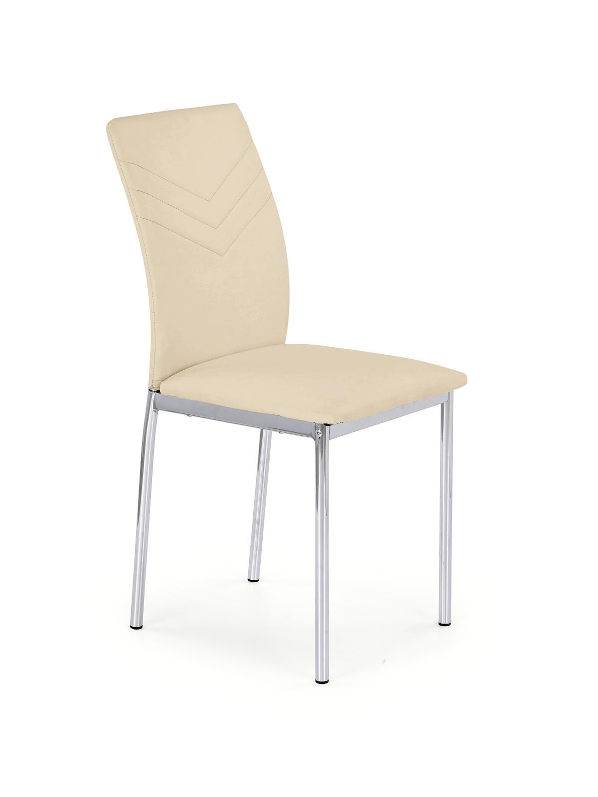 Jedálenská stolička - Halmar - K137 béžová