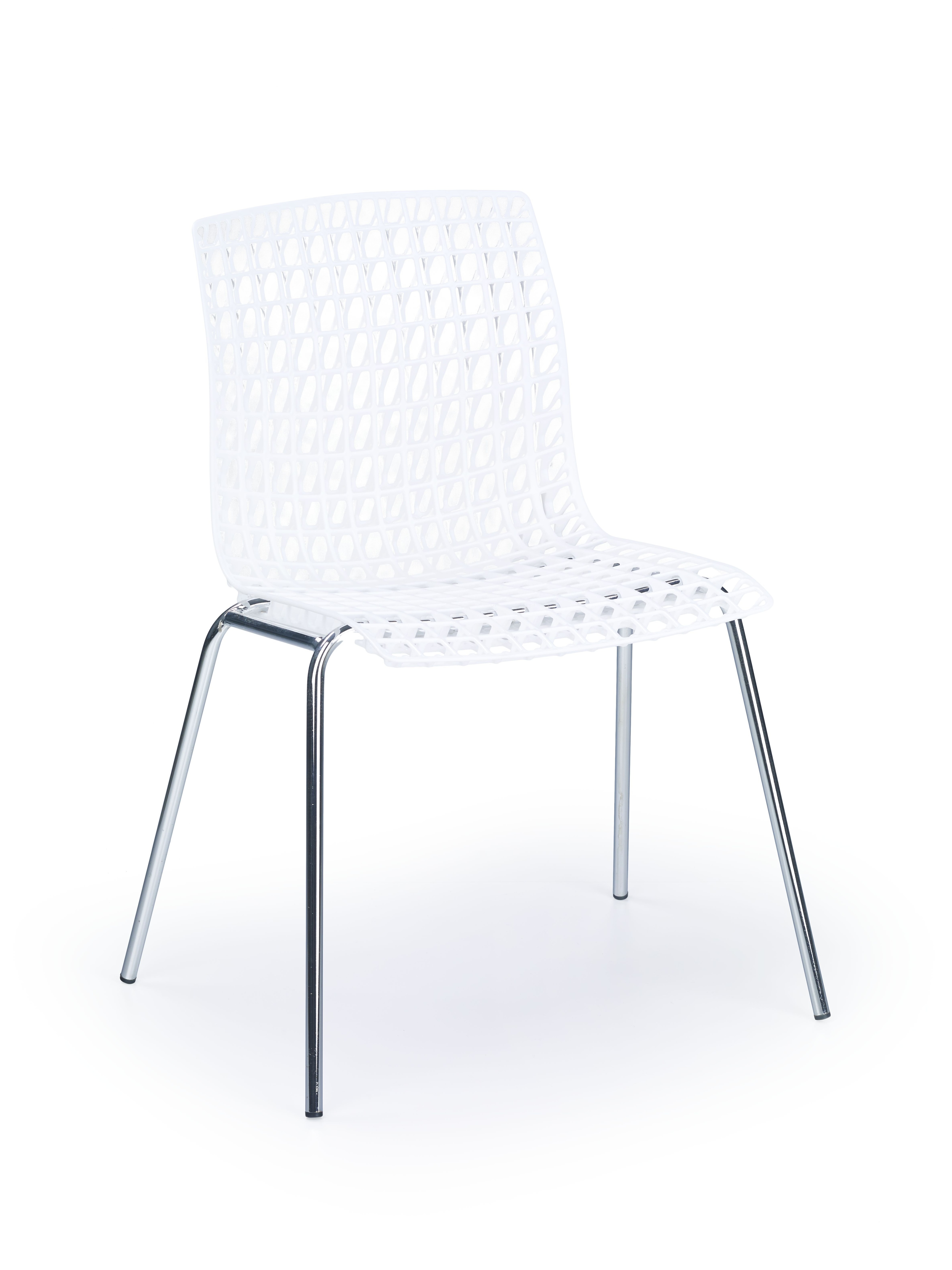 Jedálenská stolička - Halmar - K 160 biela