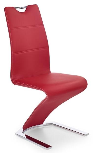 Jedálenská stolička - Halmar - K188 červená